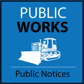 Houston Public Works Public Notices